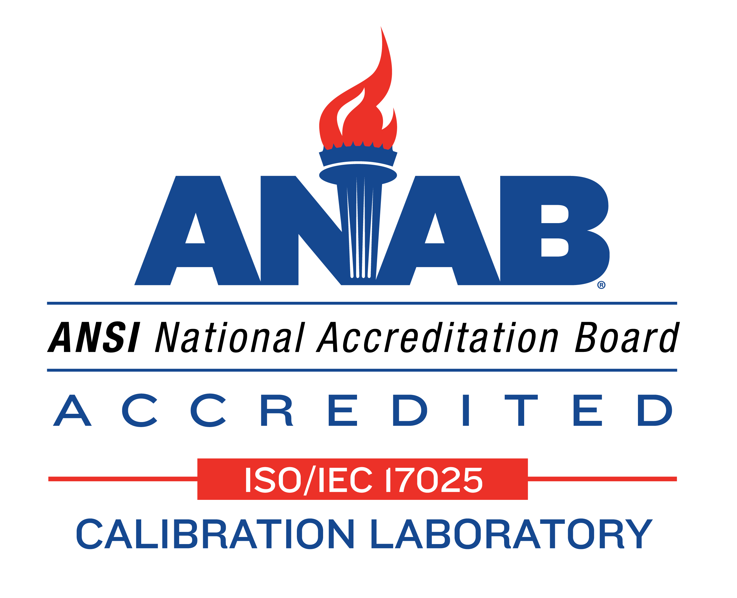ISO 17025 ACCREDITED ALLIANCE CALIBRATION