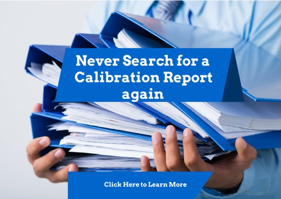 online calibration document control alliance calibration