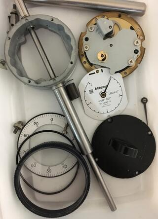 dial indicator precision gage repair alliance calibration