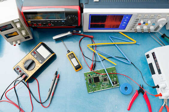 Electrical Calibration Alliance Calibration ISO 17025 Accredited