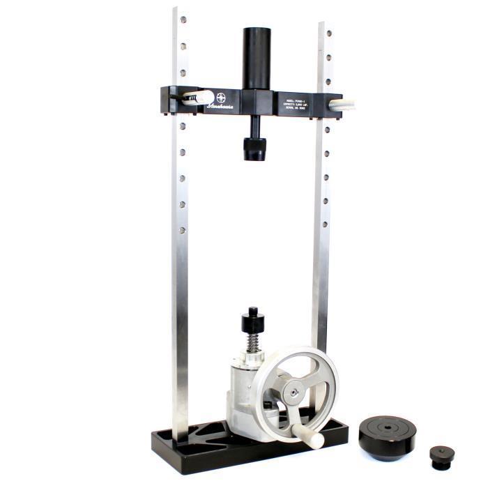 Morehouse Calibration apparaturs_Alliance calibration