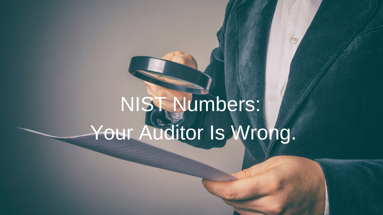 NIST Numbers_ Your Auditor Is Wrong_alliance calibration