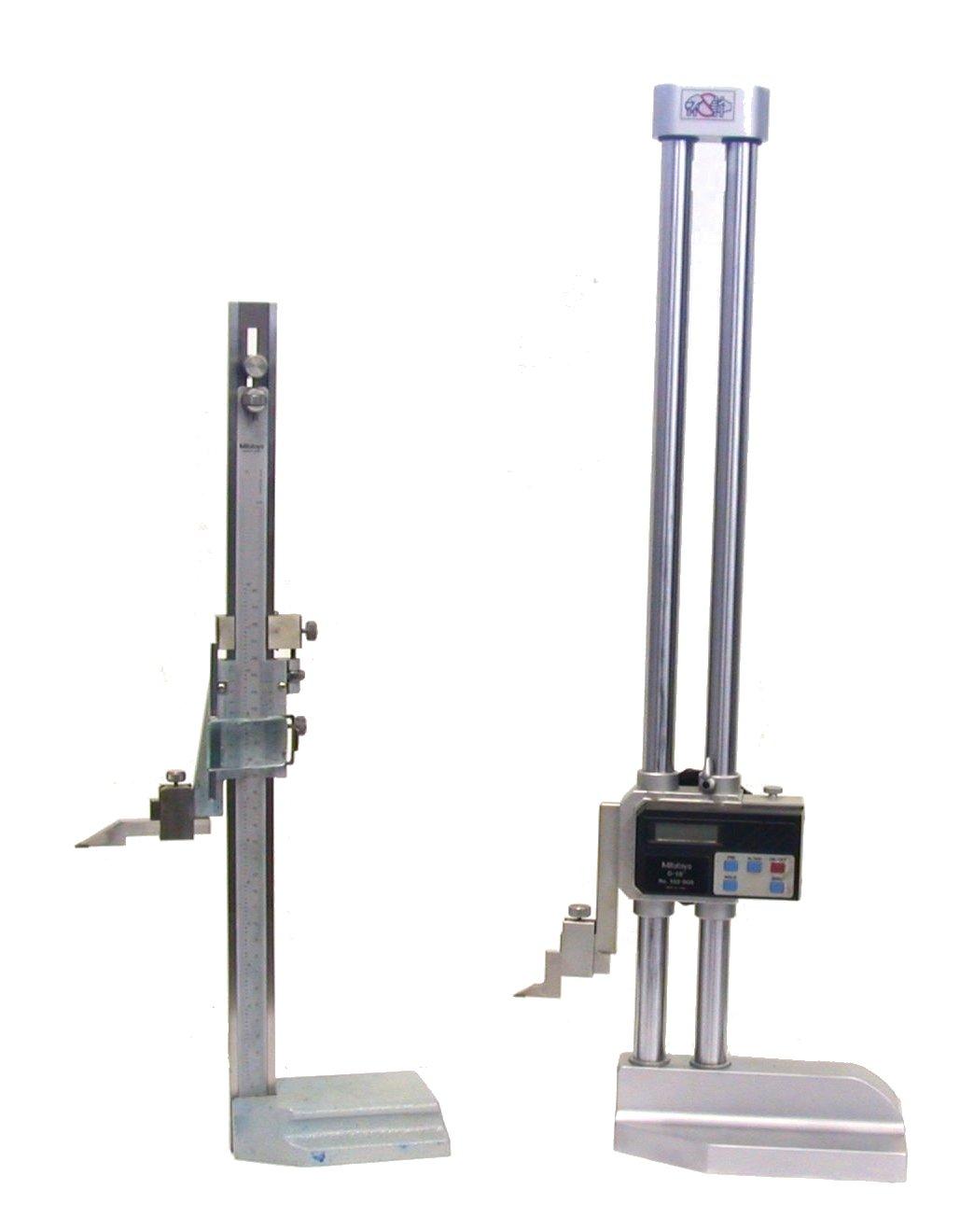 height Gauge calibration alliance calibration
